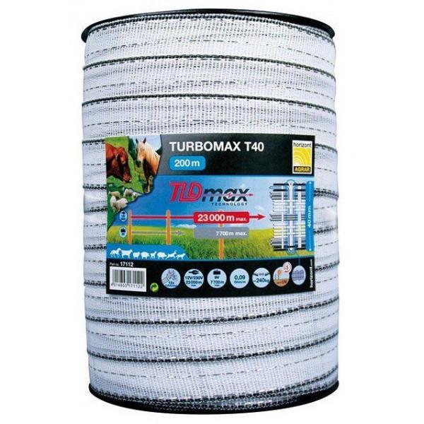 CINTA TURBOMAX T40W (200m)