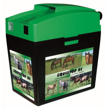 ELECTRIC SHEPHERD 9 / 12V EQUISTOP B1