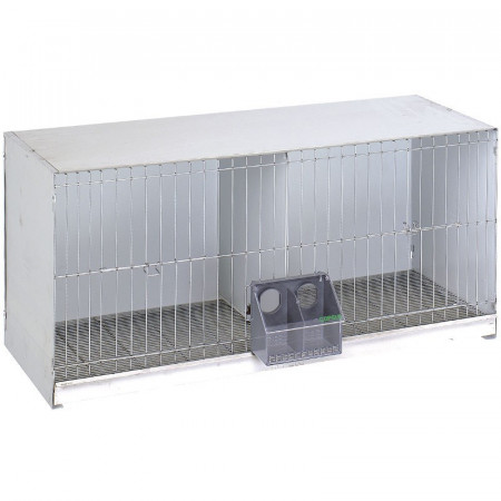 CAGE FOR PIGEONS BACKING PLATE