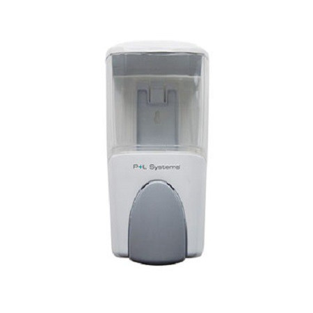 SOAP DISPENSER ECONOMIC WHITE MANUAL