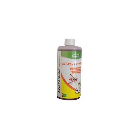 ATTRACTION NATURELLE POUR WASP COMMUN, GERMANIC WATERPROOF ET 500 ML.
