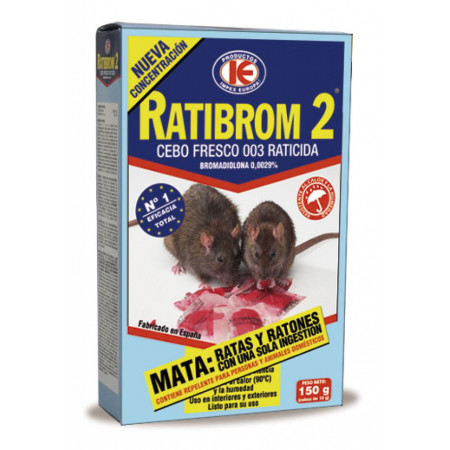FRESH BAIT RODENTICIDE...