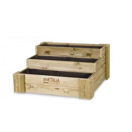Mesa de cultivo box stairs 80