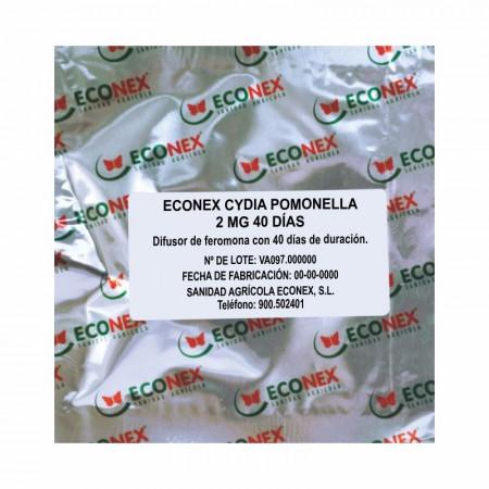 Feromona 10 mg para la polilla de los manzanos