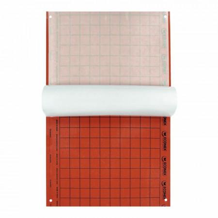 Red chromatic trap 40x25cm...