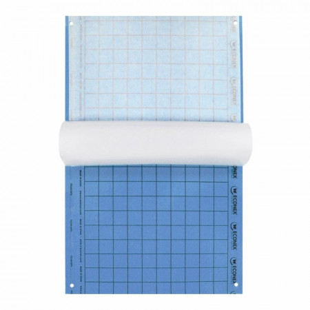 Chrome trap blue 40x25cm....
