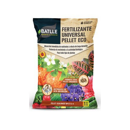 Fertilizer organic pellets natural product