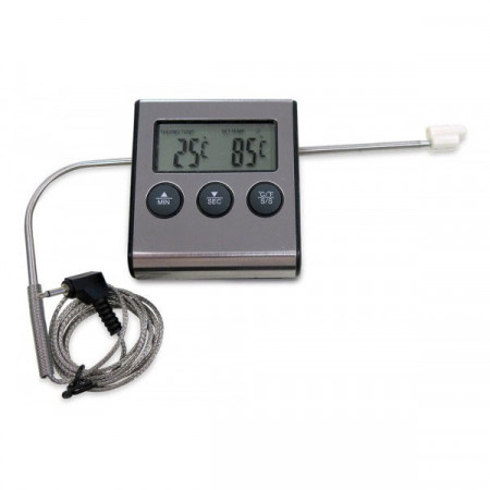 DIGITAL THERMOMETER FOR OVEN