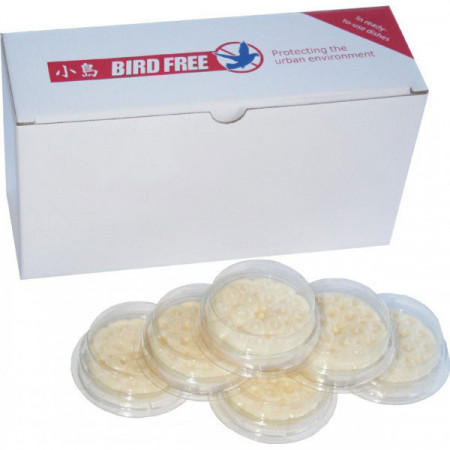 Bird free gel discs 15 units