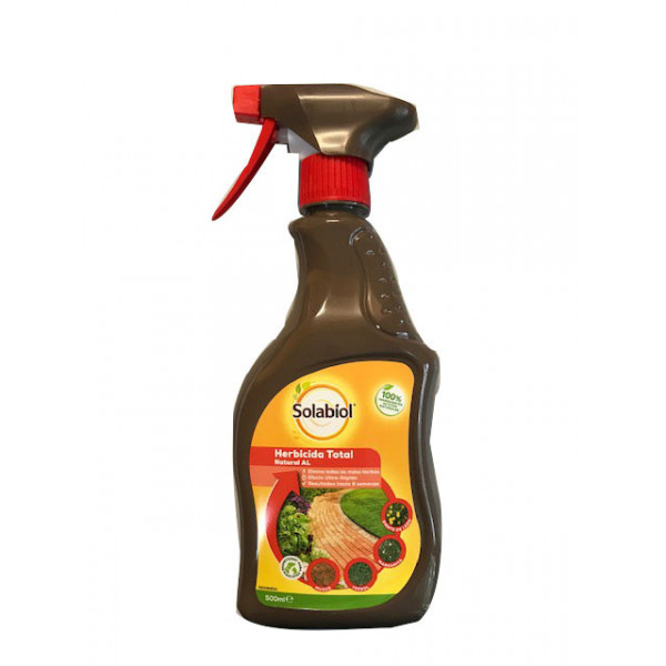 Herbicida natural total listo uso