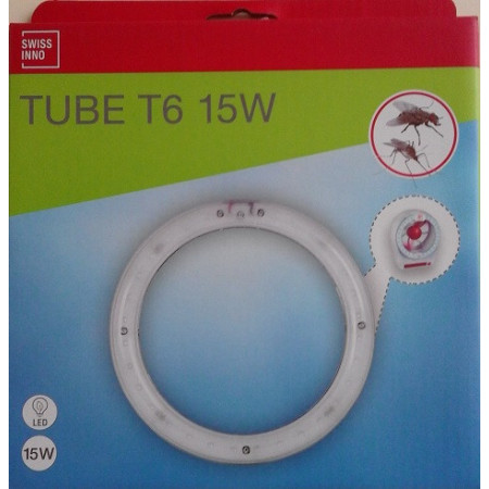 Tube LED pour attraper les mouches et les moustiques