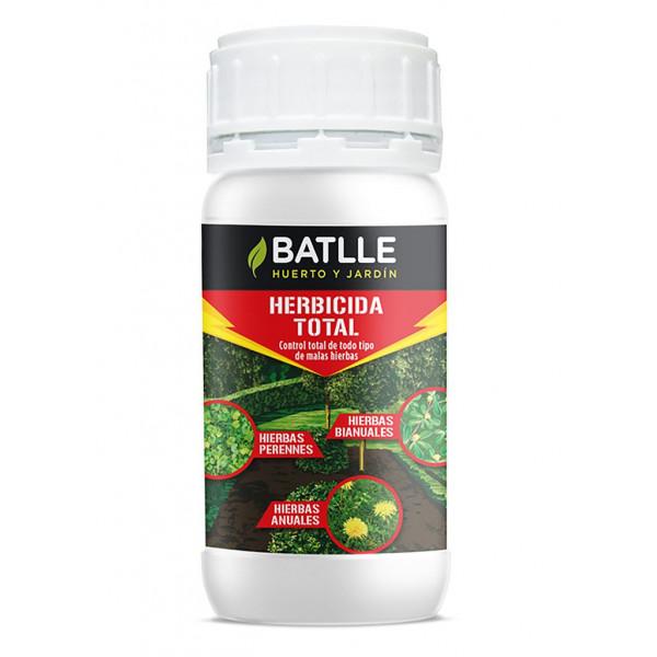 Herbicide total non résiduel