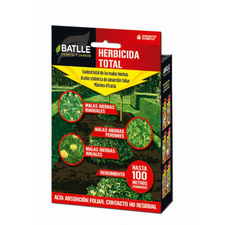 Herbicida total 100ml.