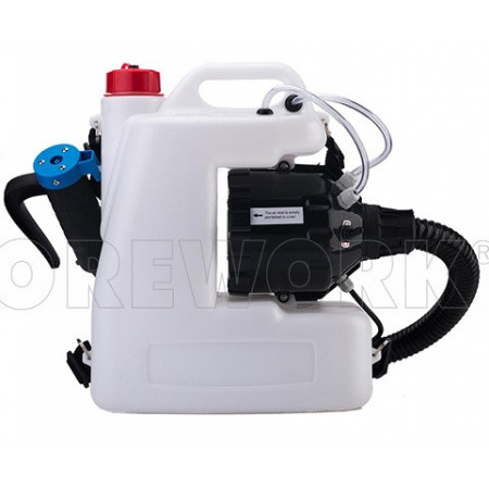 disinfection nebulizer