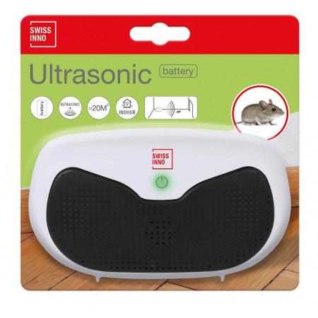 Répulsif électronique pour rats et souris 20m²