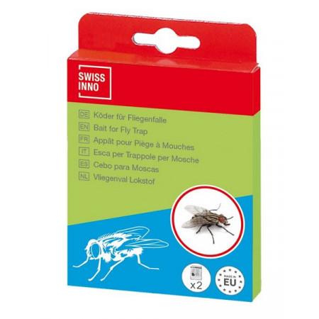 cebo atrayente para trampa exterior de moscas