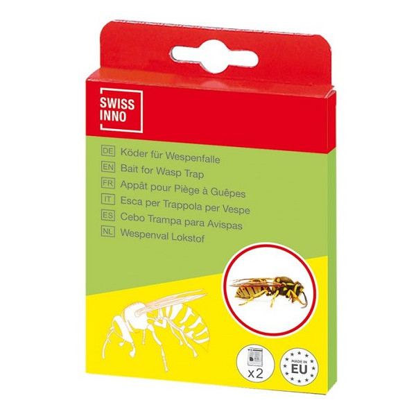 attractant bait for outdoor wasp traps