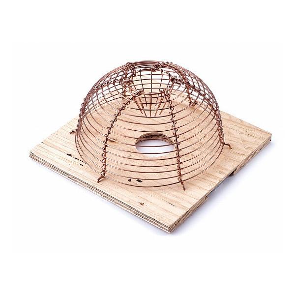 ratonera para captura de ratones