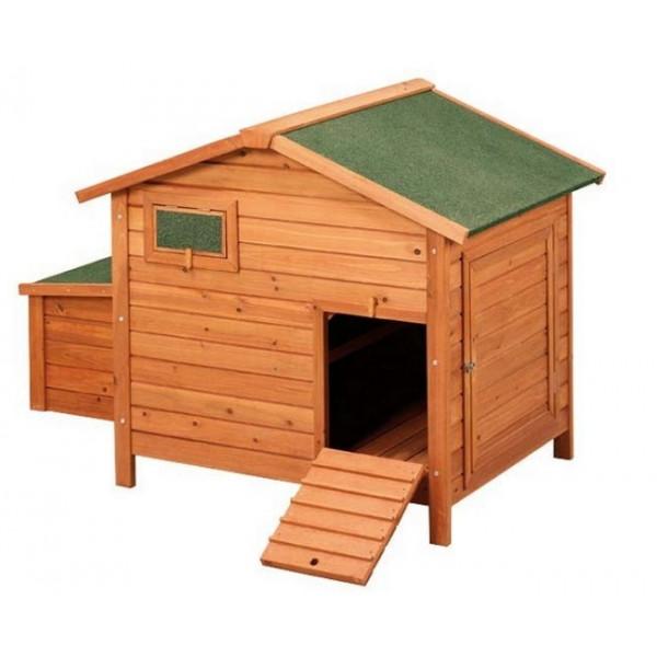 wooden chicken coop for 4 hens