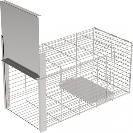 Cage pour attraper les chats et les lapins