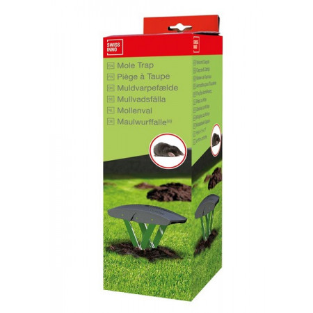 Mole catcher for orchards, gardens
