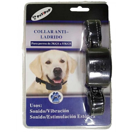 Collar so that the dog does not bark