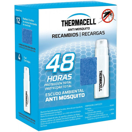Spare parts for thermacell mosquito repellants