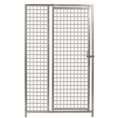 Front mesh 5x5cm with door...