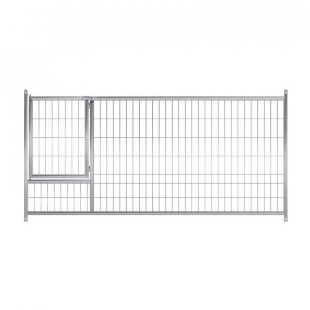 Front mesh with door box...