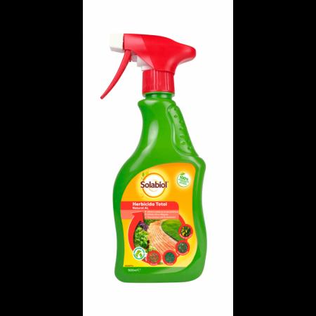 Herbicida ecológico para las malas hierbas