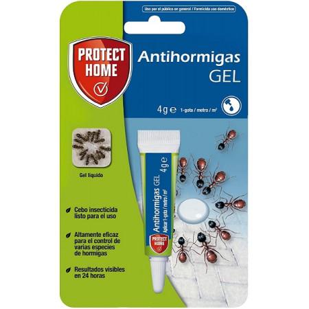 gel para eliminar hormigas