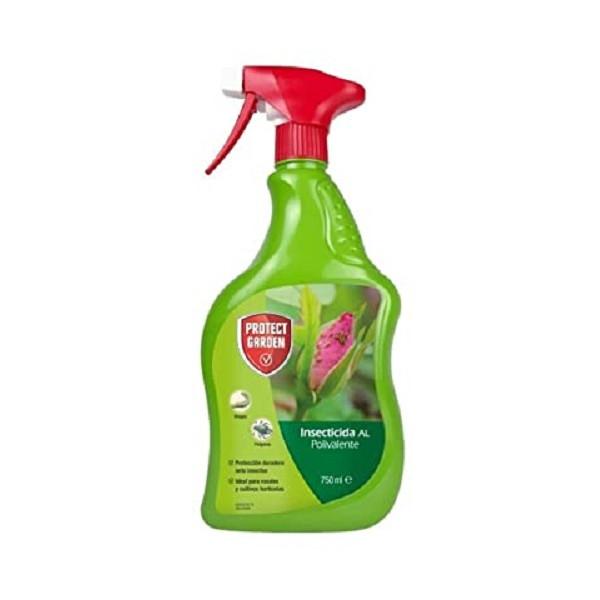 Insecticida para la protección de plagas en rosales y hortícolas
