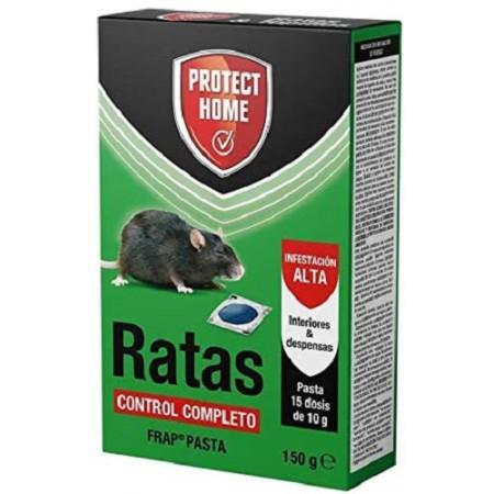 veneno en cereal y pasta para roedores para interior y exterior
