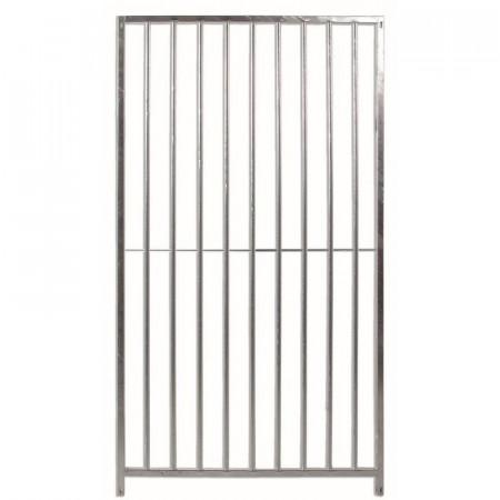 Panel lateral eco para box de perros de 100 cm y separación entre barras 8cm