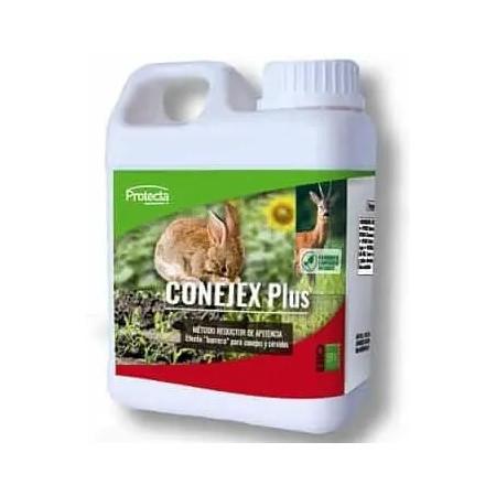 Repellent rabbits and...