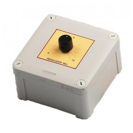 Regulador de temperatura para placa térmica