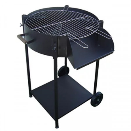 Barbecue for charcoal or wood