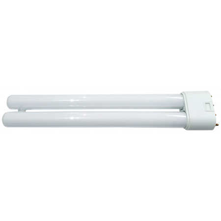 Replacement tube for electric fly swatter with led tube