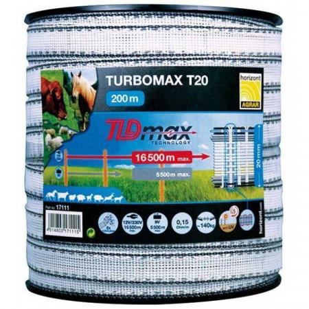 Un ruban turbomax t20w (200m)