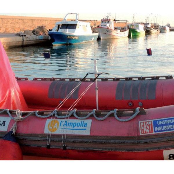 Ahuyentadores de aves y gaviotas para embarcaciones